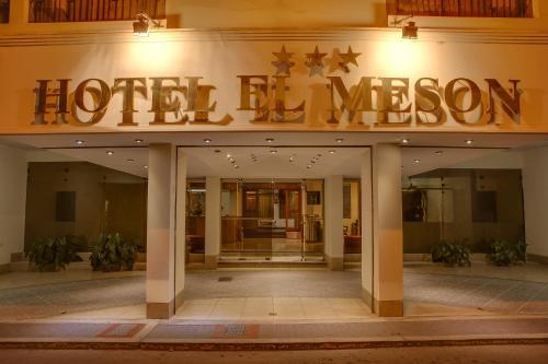 Meson Hotel, Tacna