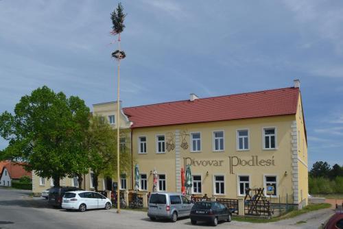 Penzion Pivovar Podlesi, Příbram