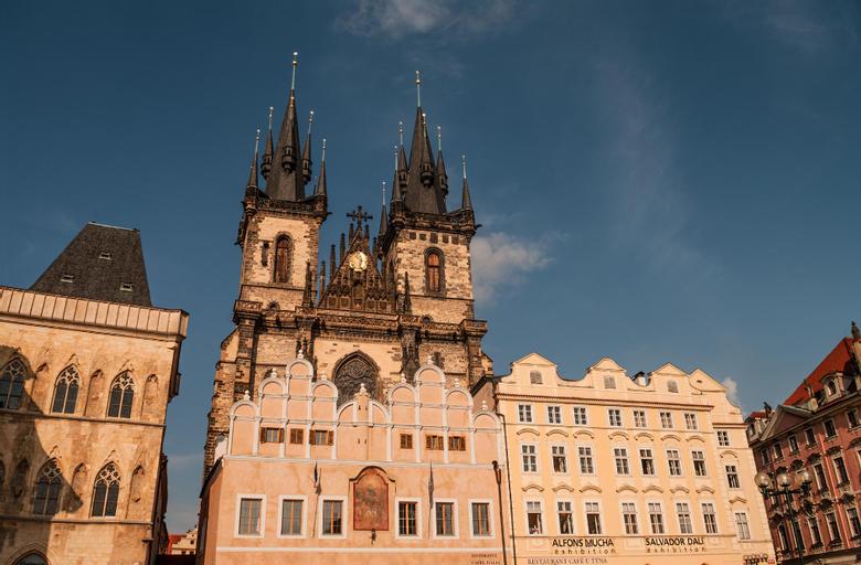 LuxApartman, Praha 10