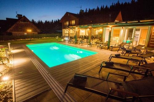 Pension & Chalet Schafer, Semily