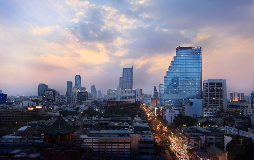 Pullman Bangkok Hotel G, Bang Rak