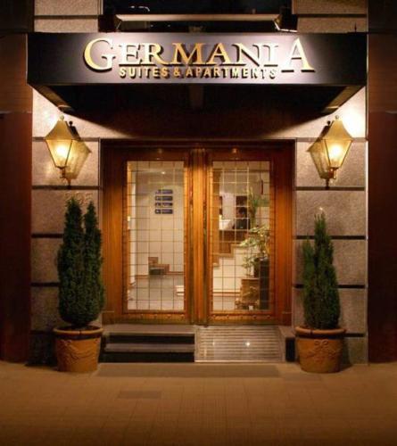 Hotel Germania, Concepción