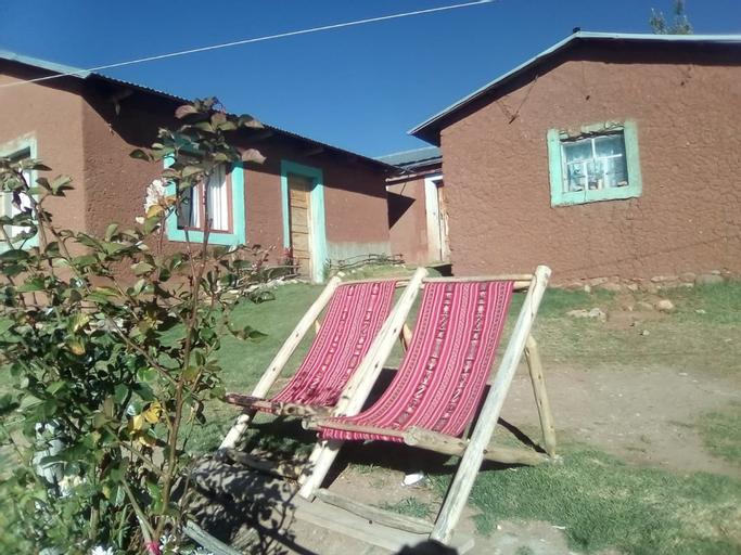 Luquina homestay, Puno