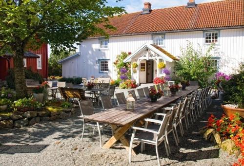 Klostergarden Bed & Breakfast, Frosta