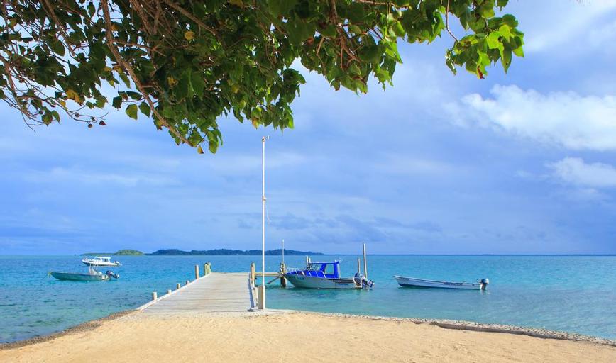 Toberua Island Resort, Tailevu