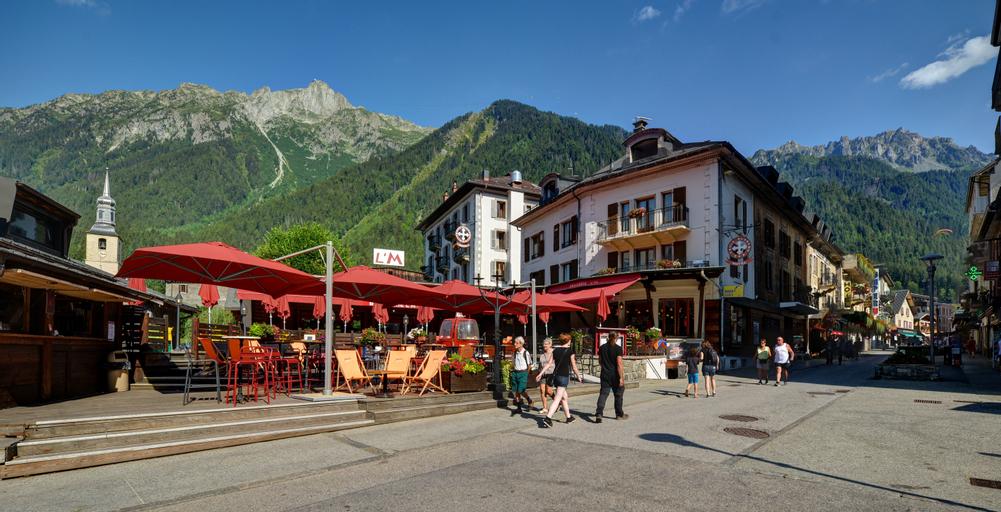 La Croix-Blanche, Haute-Savoie