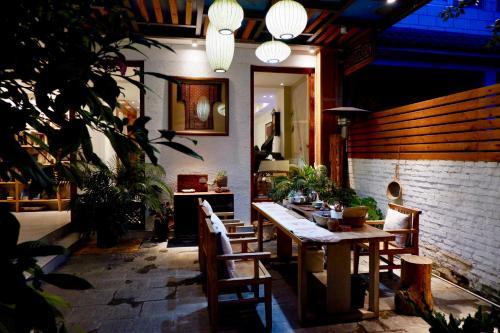 Dali Yunxi Boutique Inn, Dali Bai