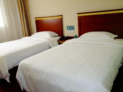 GreenTree Inn Shandong Binzhou Third Huanghe Road Wusi Plaza Express Hotel, Binzhou