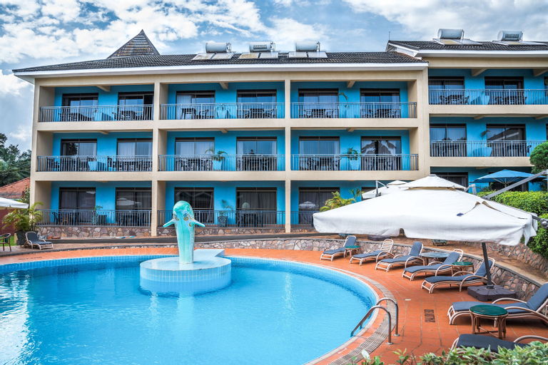 Dolphin Suites, Kampala