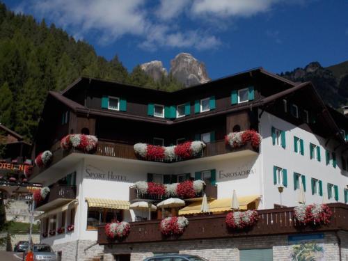 Sporthotel Enrosadira, Trento