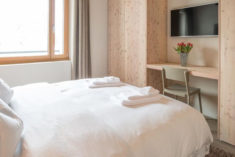 Edelweiss Waldeck Penthouse, Imboden