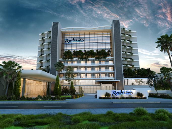 Radisson Beach Resort Larnaca,