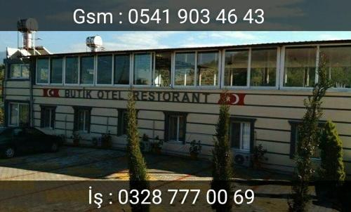 Butik Otel, Merkez