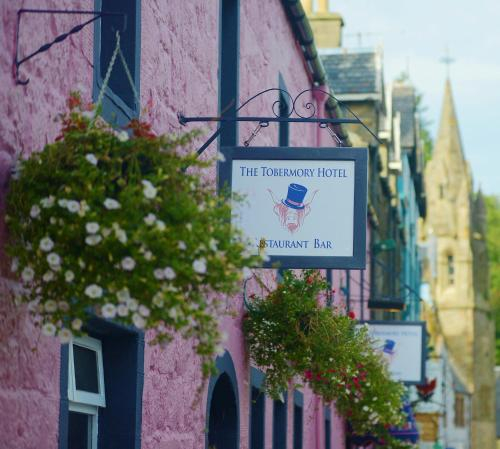 The Tobermory Hotel, Argyll and Bute