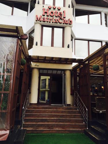 Matrix Hotel, Tecuci