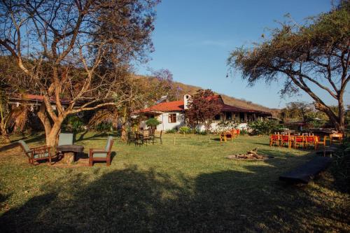 Utengule Coffee Lodge, Mbeya Rural