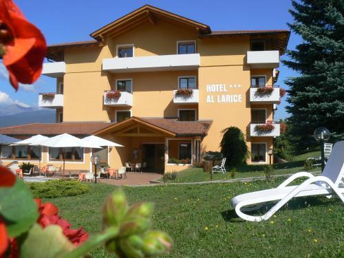 Hotel & Appartamenti Al Larice, Trento