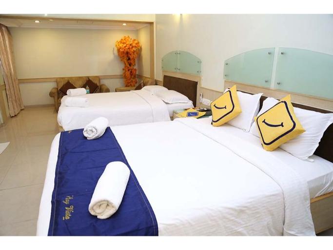 Vista Rooms @ Valankulam Lake, Coimbatore