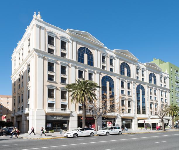 Hotel Monte Puertatierra, Cádiz