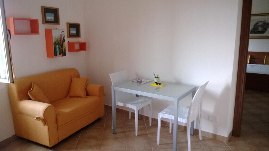 Apartment With one Bedroom in Viterbo, With Balcony - 40 km From the Beach, Viterbo