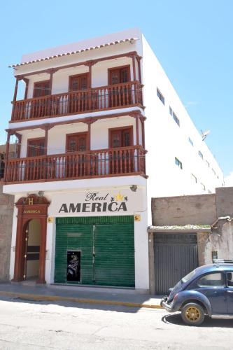 Real America Hotel, Huamanga