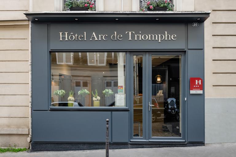 Arc De Triomphe Hotel, Paris