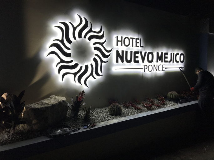 Motel Nuevo Mejico,