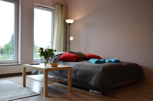 Apartamenty 7a, Zielona