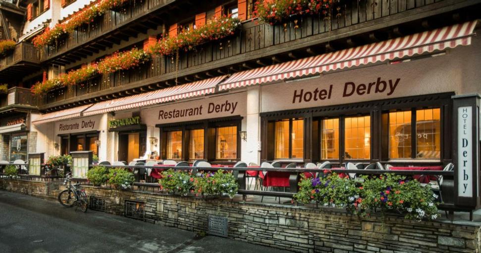 Hotel Derby, Visp
