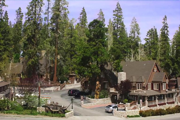 Saddleback Inn, San Bernardino