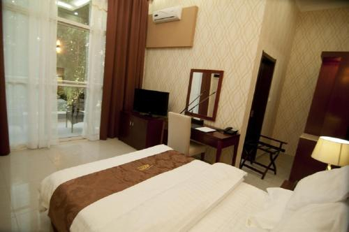Hotel Belair Residence, Roherero
