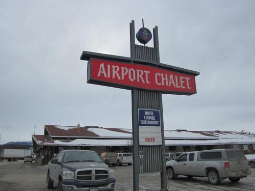 Airport Chalet, Yukon