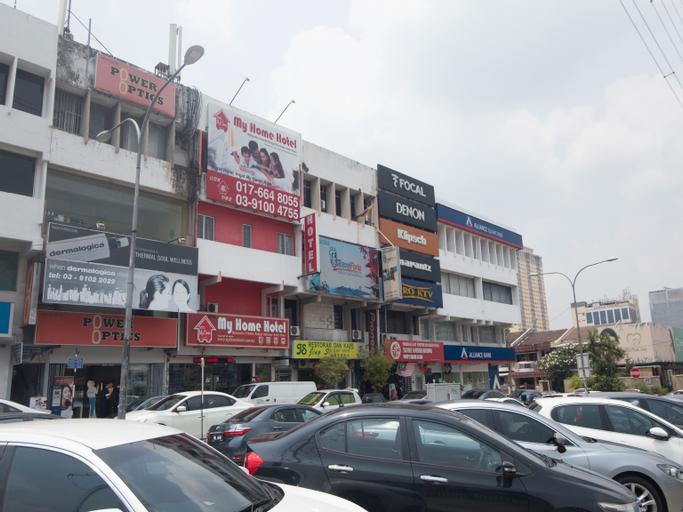 My Home Hotel Taman Connaught, Kuala Lumpur
