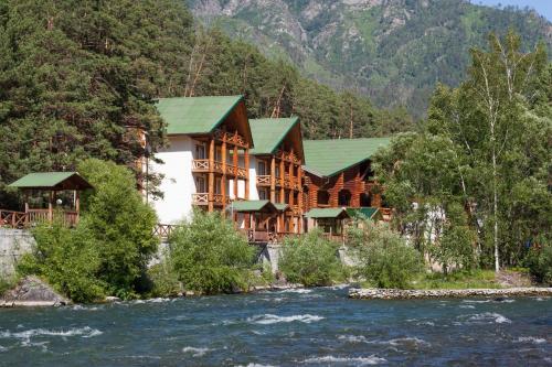 Maryin Ostrov Health Resort, Chemal'skiy rayon