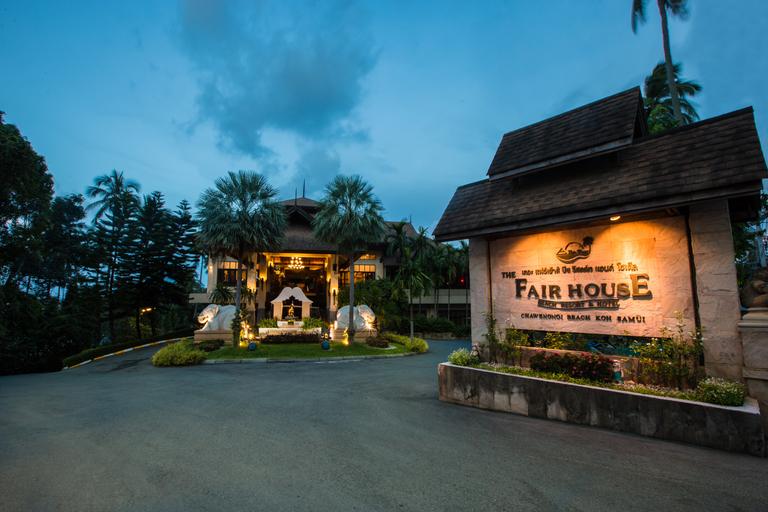 Fair House Beach Resort, Ko Samui
