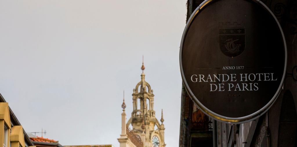 Grande Hotel de Paris, Porto