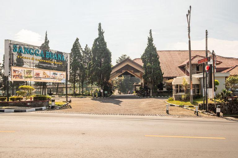 Capital O 1256 Sangga Buana Resort & Convention Ho, Cianjur