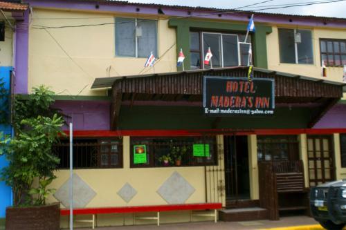 Hotel Maderas Inn, Masaya