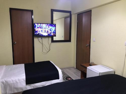 Bolu Hotel, Merkez