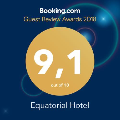 Equatorial Hotel, Macapa