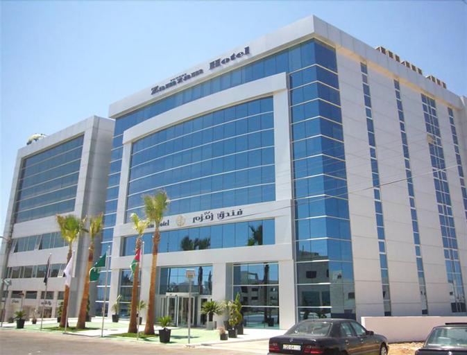 Zamzam Towers Hotel, Salt