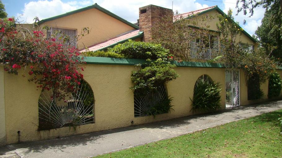 Hostal Bogotá Real, Santafé de Bogotá