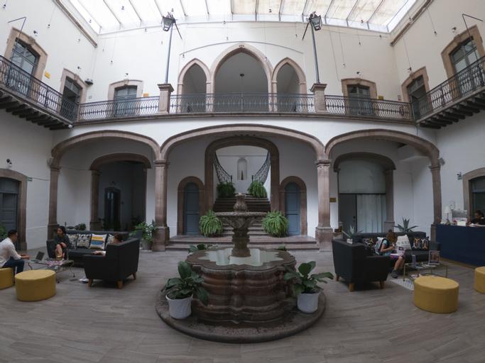 Markee Hotel Boutique, Querétaro