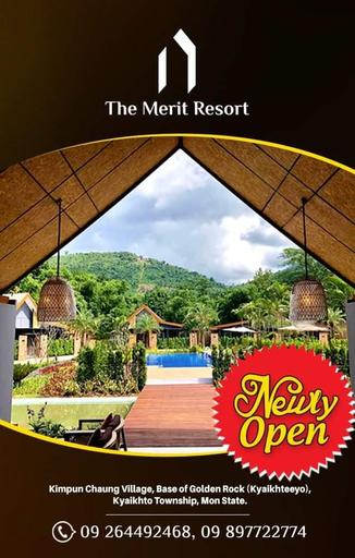 The Merit Resort Hotel, Thaton