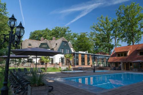 Huize Holterhof Wellness Hotel Restaurant, Enschede