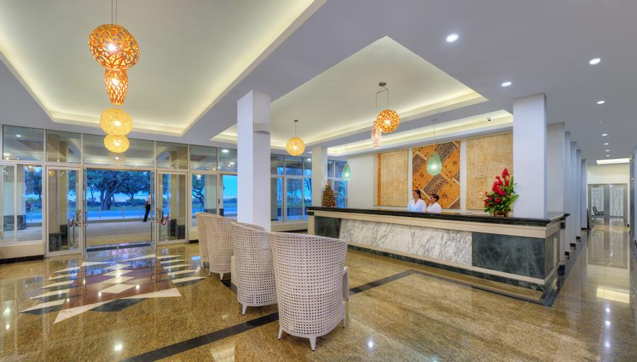 Tanoa International Dateline Hotel, Ba