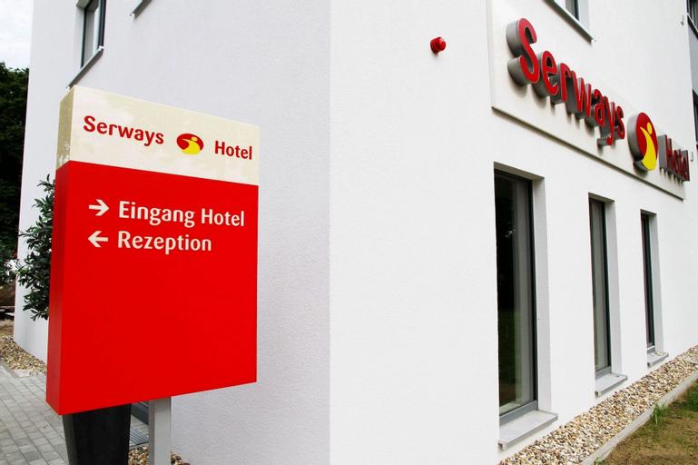 Serways Hotel Bruchsal West, Karlsruhe