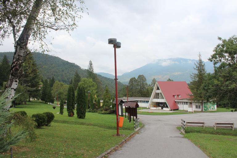 Hotel Mladost, Foča