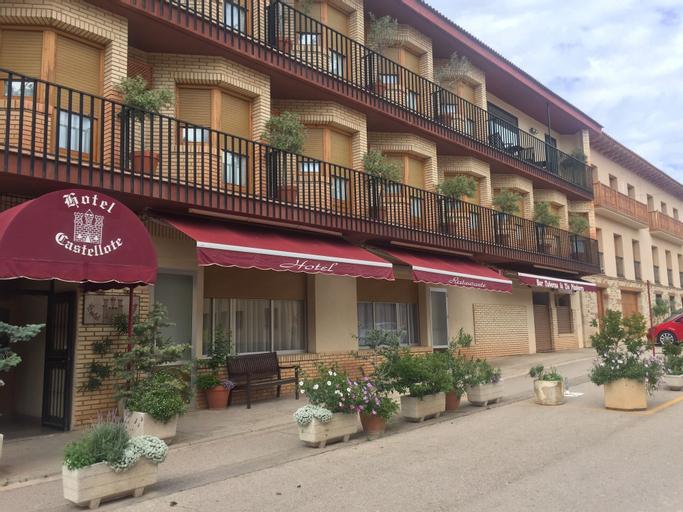 Hotel Castellote, Teruel