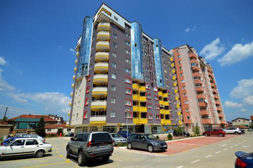 Aries Apartments,